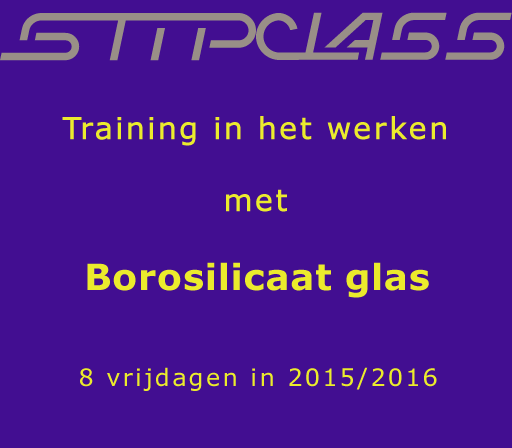 TrainingBorosilicaat